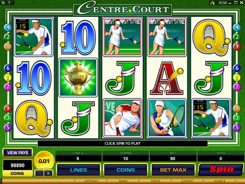 Online slot machine regler