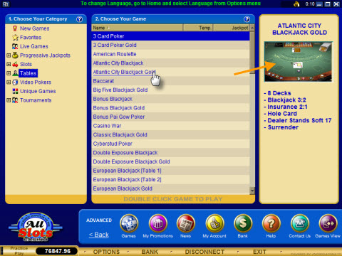 Microgaming Preview Example