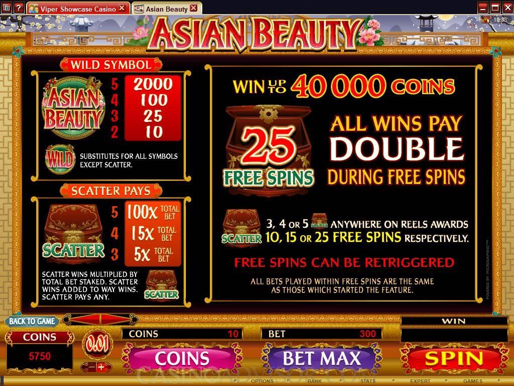 East Asia- Casino & Gambling
