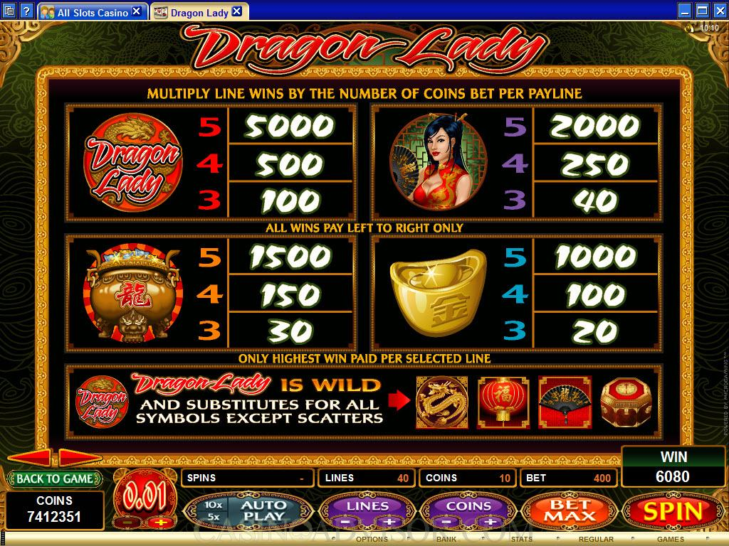 Mighty Dragon - Play Free Online Slots - Legal Online Casino! OnlineCasino Deutschland
