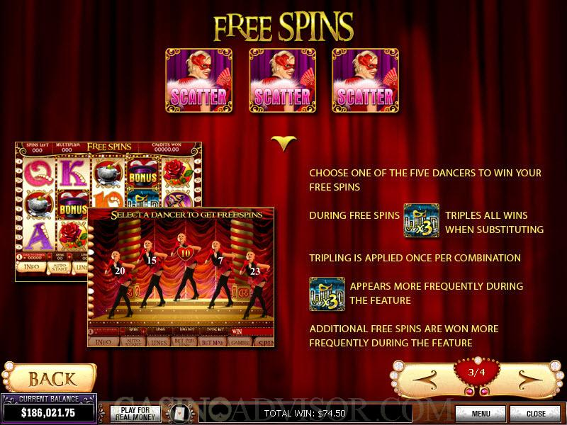 Play La Chatte Rouge Online Slots at Casino.com NZ