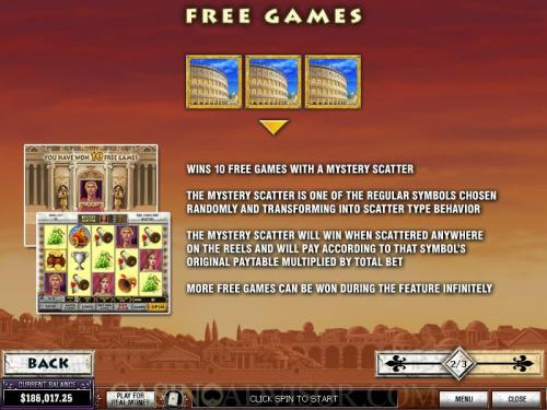 Play Rome & Glory Online Pokies at Casino.com Australia