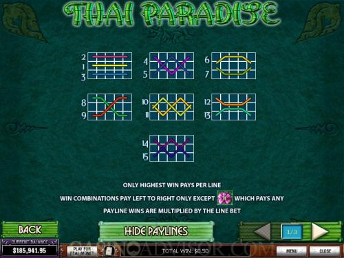 Play Thai Paradise Slots Online at Casino.com Canada