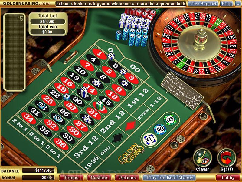 Бесплатные игры казино - американская рулетка