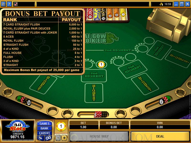 Play slots with phone credit
