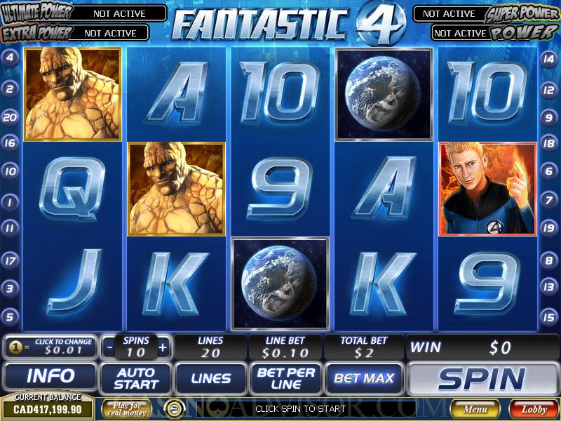 fantastic online casino games money