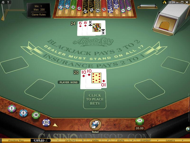 Atlantic city blackjack gold kzn gambling board ceo