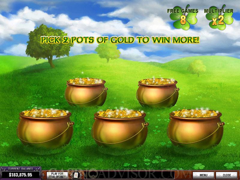 Irish Luck Video Slot Review A Playtech Online Casino Slot