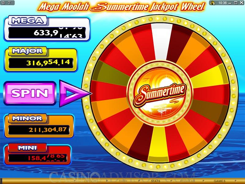 Moolah Casino Game