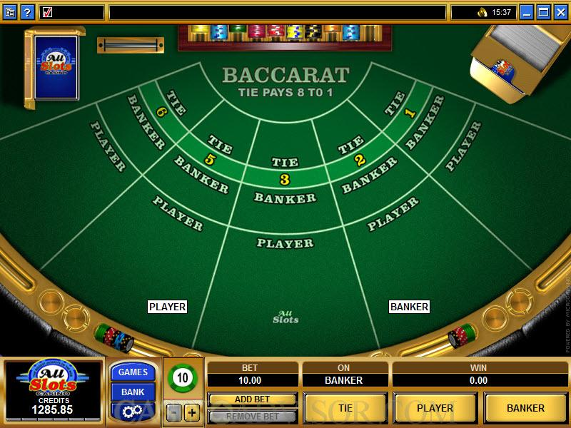 Live Mini Baccarat | bis 400 € Bonus | Casino.com in Deutsch