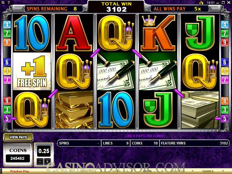 Slot machine break da bank again prepaid credit cards for online gambling