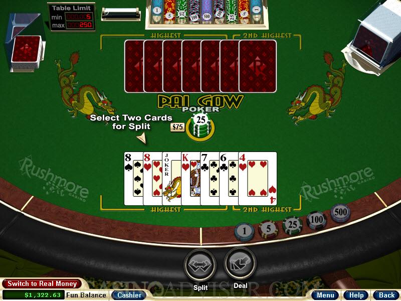 Semi bluff in poker
