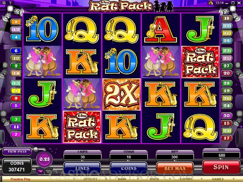 Rat Pack Casinos