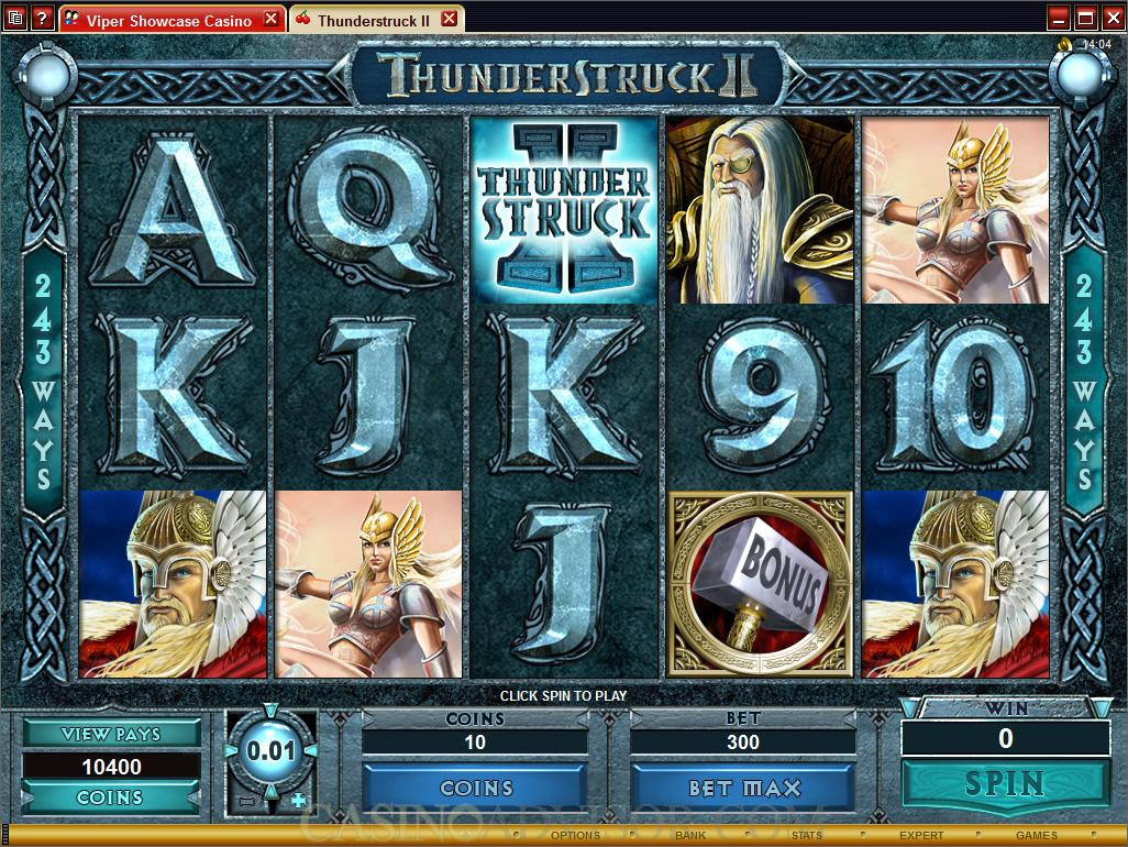 start online casino hammer 2