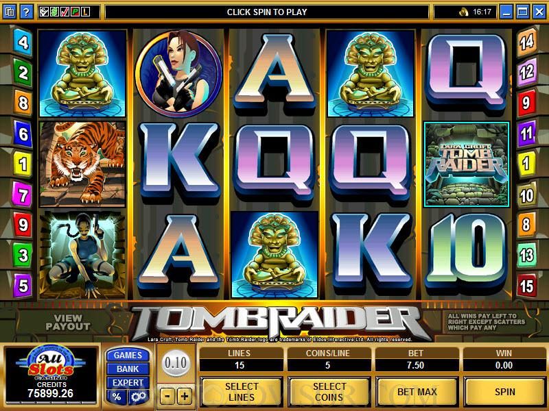 Tomb raider casino sinking ship casino