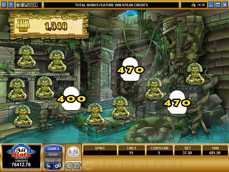 all slots casino tomb raider