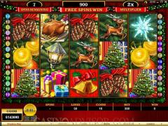 Microgaming Deck The Halls Quot Chirstmas Theme Quot Video Slot