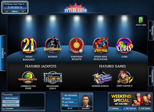 Inter casino games ip casino com