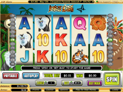 slot online games king casino