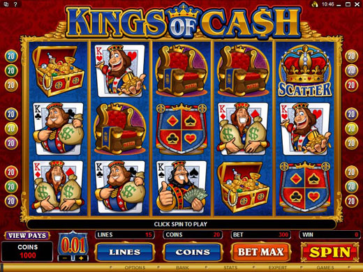 slot machines online cassino games