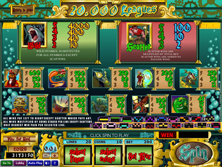 Spiele Deep Sea Adventure - Video Slots Online