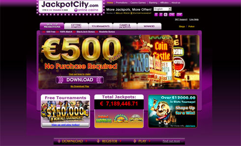 Jackpot City Online Casino Gets A Makeover