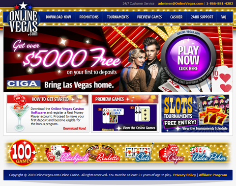 online vegas casino casino spiele