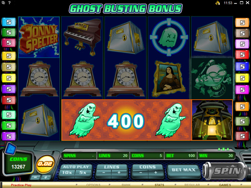casino slots with bonus rounds