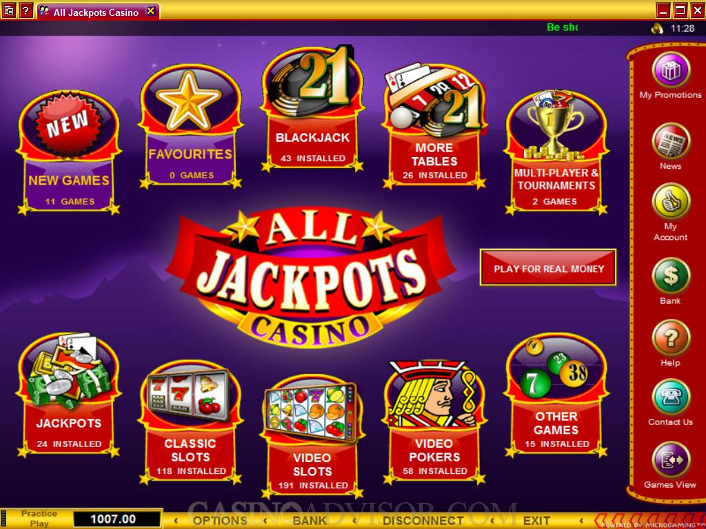 online casino jackpot on9 games