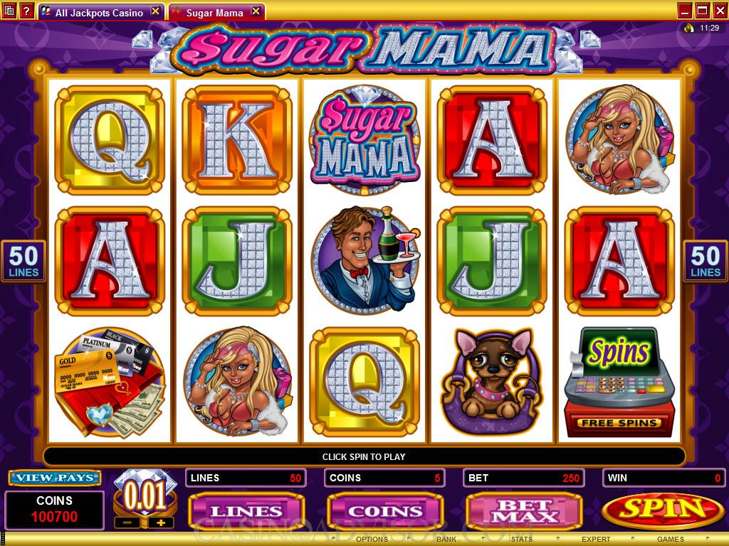 jackpot slots game online  casinos