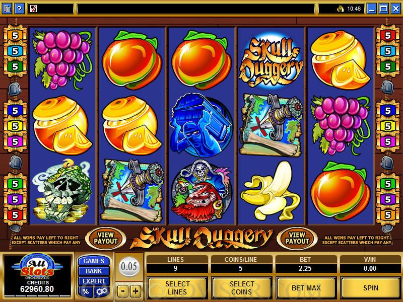 casino games video slots