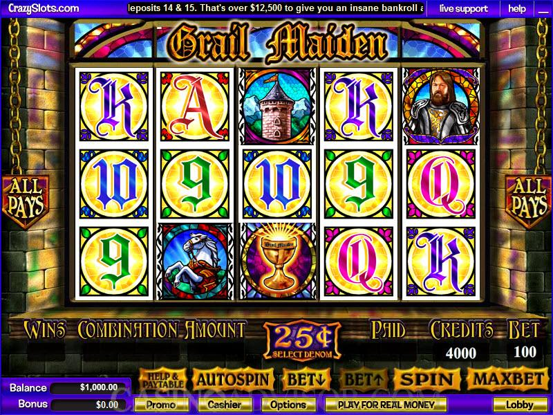 online casino game crazy slots