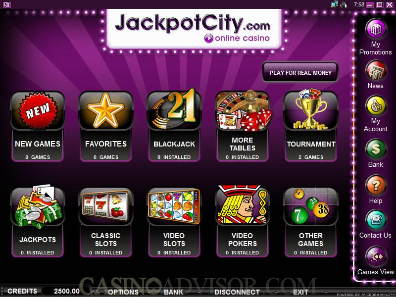 jackpotcity online casino book of free