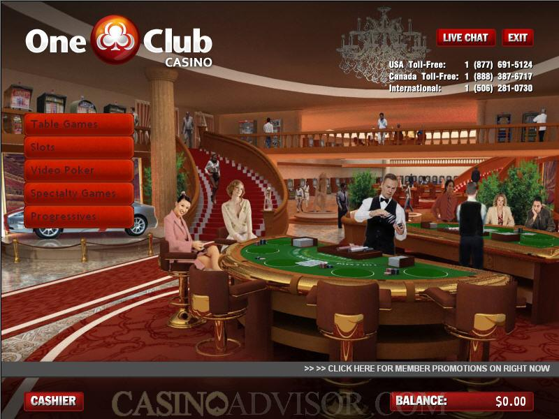 club world casino problems