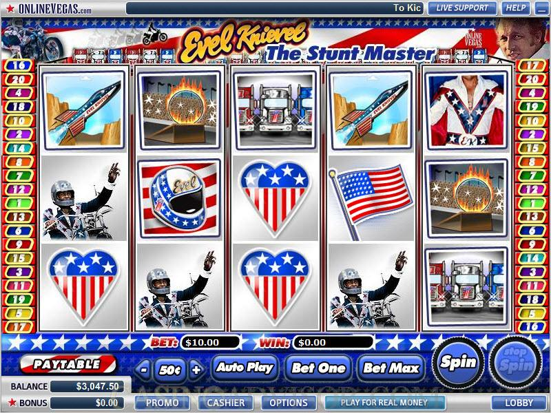 online vegas casino by games online
