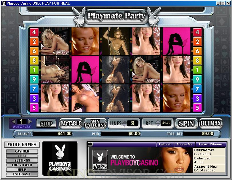 Playboy Slots - Review & Play this Online Casino Game