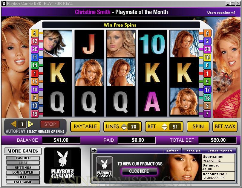 Playboy online casino casino jackson rancheria