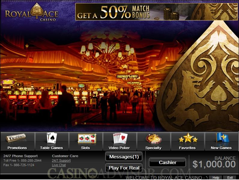 best us casino online royals online