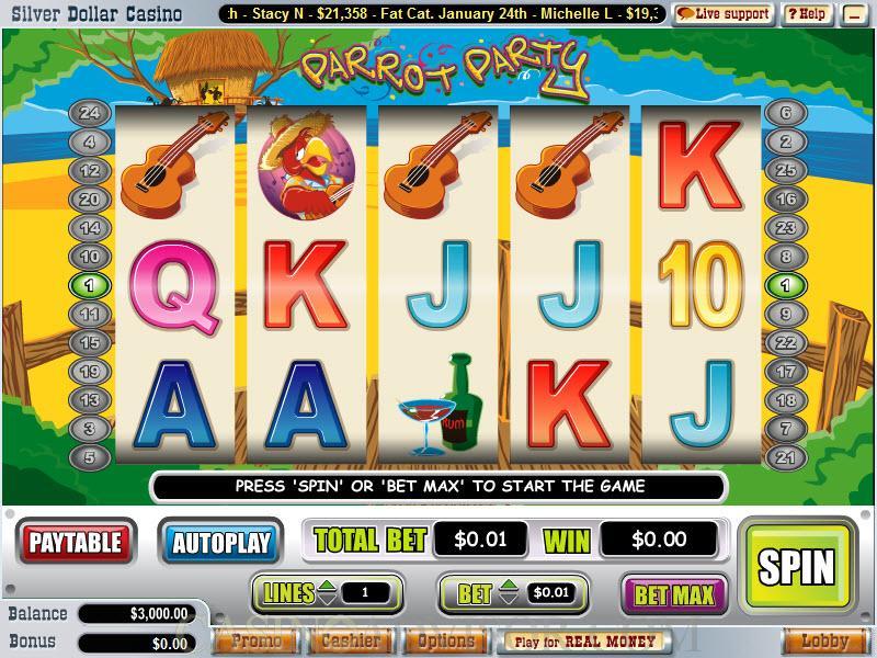 Silver Dollar Casino
