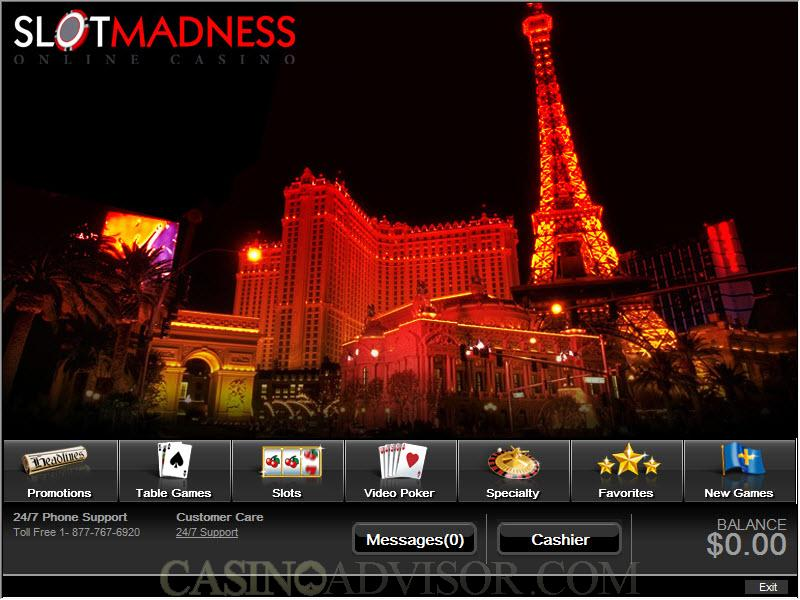 Casino Slot Madness