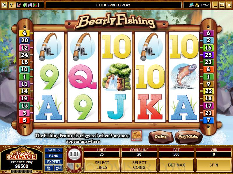 spin palace casino free games