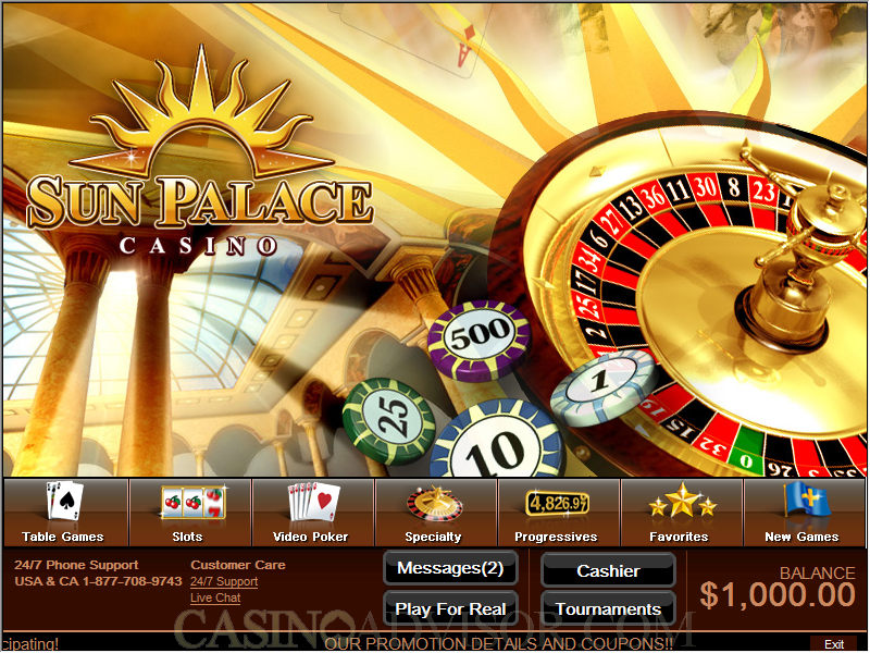 Sun palace casino complaints casino la center washington