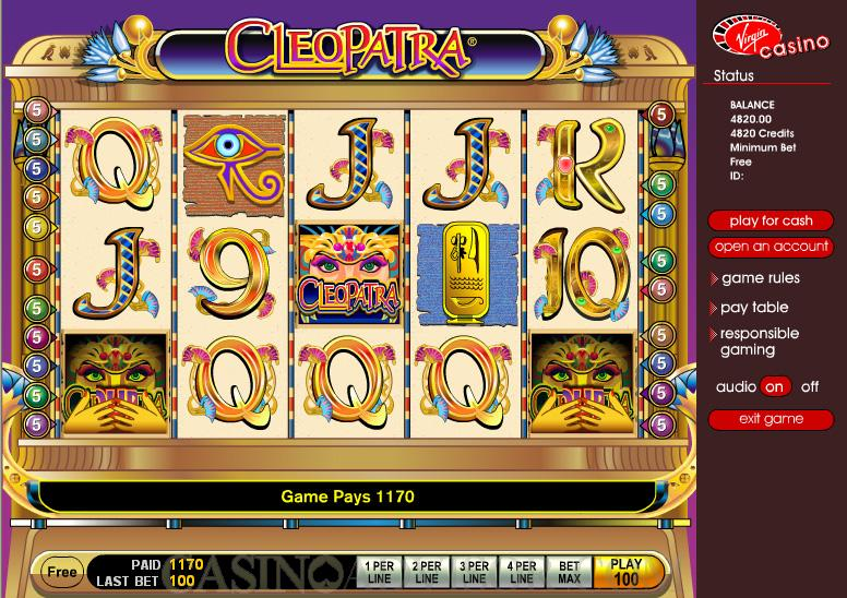 Play Free Slot Machine Games For Fun