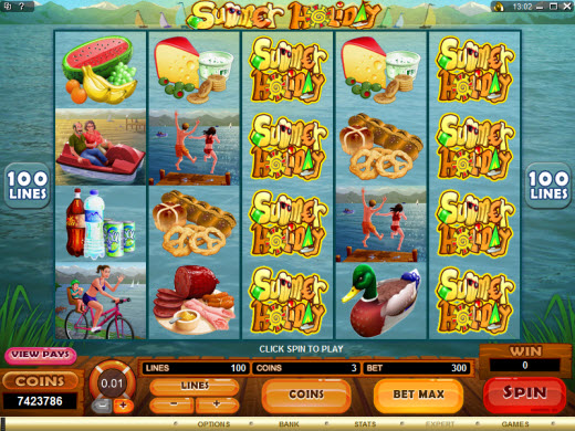 slot machine online casino holidays