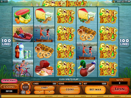 casino online slot holiday palace