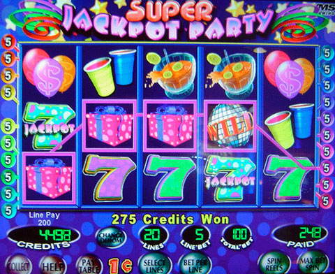 super jackpot party casino games