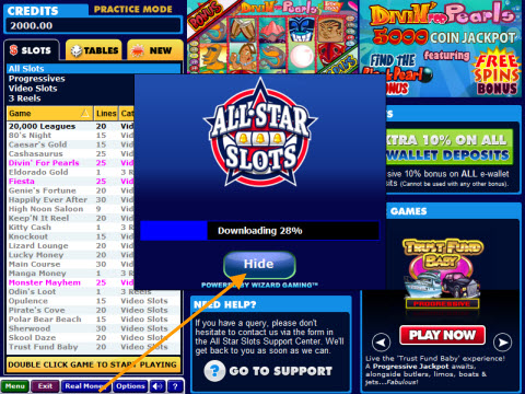 online casino software the gaming wizard